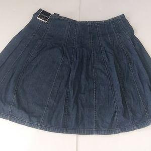 Sonoma 12P Denim Skirt